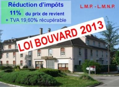 La LOI BOUVARD (LMNP SCELLIER)